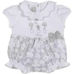 Oblačila Otroci Trenirka komplet Chicco 09050855000000 Biely