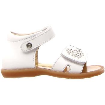 Čevlji  Deklice Sandali & Odprti čevlji Naturino 502679 01 Biely