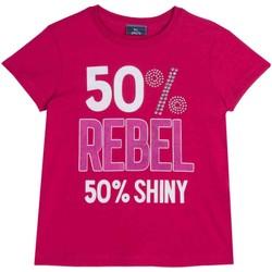 Oblačila Otroci Majice s kratkimi rokavi Chicco 09067157000000 Roza