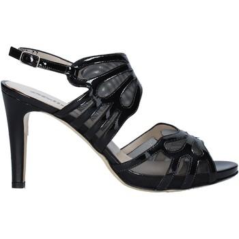 Čevlji  Ženske Sandali & Odprti čevlji Melluso HS845 Črna