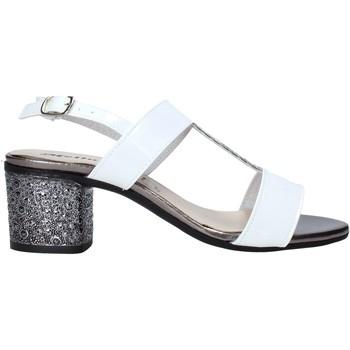 Čevlji  Ženske Sandali & Odprti čevlji Melluso H037095 Biely