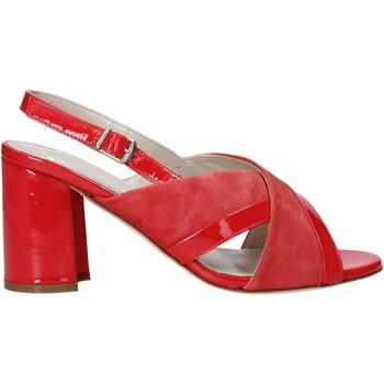 Čevlji  Ženske Sandali & Odprti čevlji Melluso HS530 Rdeča