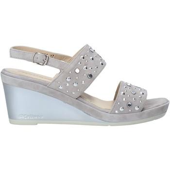 Čevlji  Ženske Sandali & Odprti čevlji Melluso HR70531 Siva