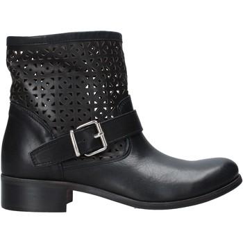 Čevlji  Ženske Polškornji Melluso H01400 Črna