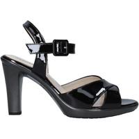 Čevlji  Ženske Sandali & Odprti čevlji Melluso HR50137 Črna