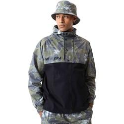 Oblačila Moški Jakne New-Era 12590878 Črna