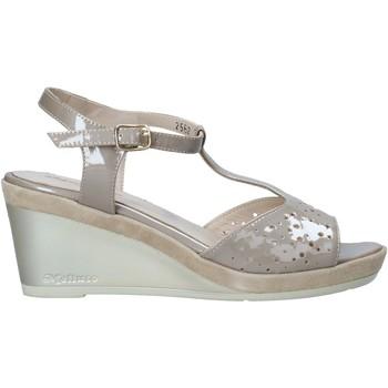 Čevlji  Ženske Sandali & Odprti čevlji Melluso HR70520 Bež