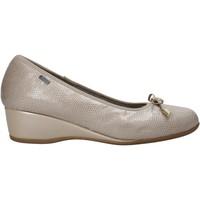 Čevlji  Ženske Balerinke Melluso H08123 Bež