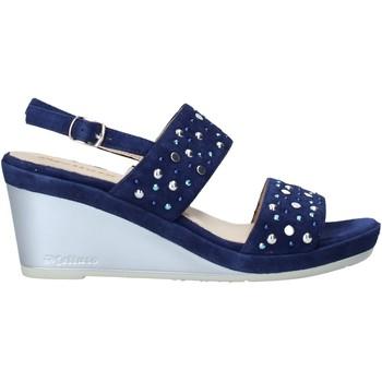Čevlji  Ženske Sandali & Odprti čevlji Melluso HR70531 Modra