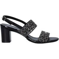 Čevlji  Ženske Sandali & Odprti čevlji Melluso 03131X Črna