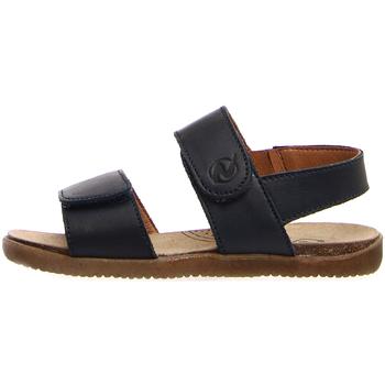 Čevlji  Otroci Sandali & Odprti čevlji Naturino 502713 01 Črna