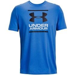 Oblačila Moški Majice s kratkimi rokavi Under Armour GL Foundation Modra