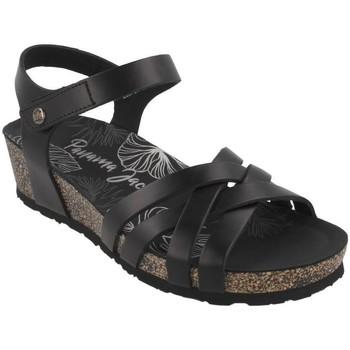 Čevlji  Ženske Sandali & Odprti čevlji Panama Jack  Negro