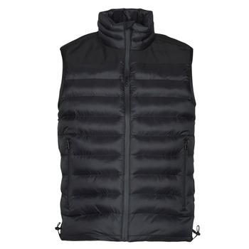 Oblačila Moški Puhovke HUGO BALTINO Črna