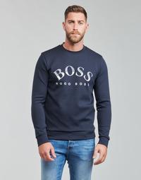 Oblačila Moški Puloverji BOSS SALBO Modra