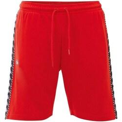 Oblačila Moški Kratke hlače & Bermuda Kappa Italo Rdeča