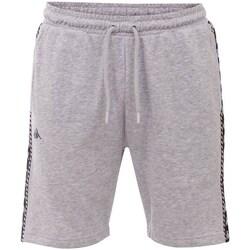Oblačila Moški Kratke hlače & Bermuda Kappa Italo Siva