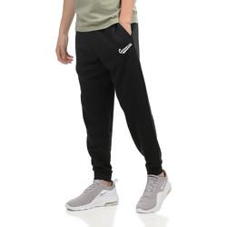 Oblačila Moški Spodnji deli trenirke  Converse Nova Jogger Ft Črna