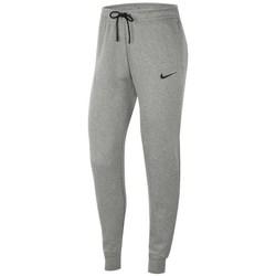 Oblačila Ženske Spodnji deli trenirke  Nike Wmns Fleece Pants Siva