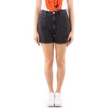 Oblačila Ženske Kratke hlače & Bermuda Roy Rogers P21RND107N0461684 BLACK