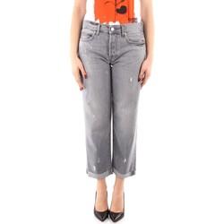 Oblačila Ženske Jeans boyfriend Roy Rogers P21RND011G0170313 GREY