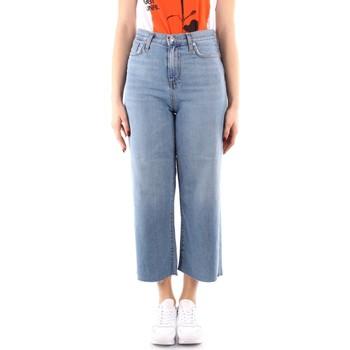 Oblačila Ženske Jeans straight Roy Rogers P21RND043D4271707 BLUE