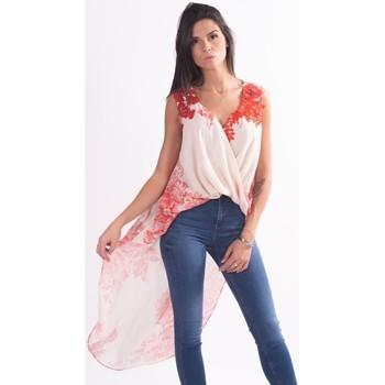 Oblačila Ženske Srajce & Bluze Love To Love L17091 Brezbarven