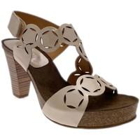 Čevlji  Ženske Sandali & Odprti čevlji Calzaturificio Loren LOJ0846dune nero