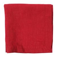 Dom namizni prtički Côté Table BASIC Rdeča