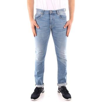 Oblačila Moški Kavbojke slim Blauer 21SBLUP03402 BLUE