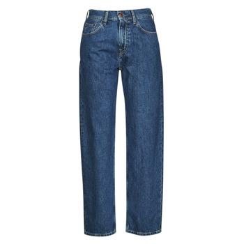 Oblačila Ženske Jeans straight Pepe jeans DOVER Modra