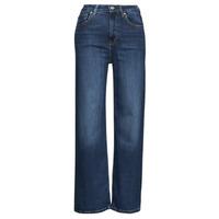 Oblačila Ženske Kavbojke bootcut Pepe jeans LEXA SKY HIGH Modra