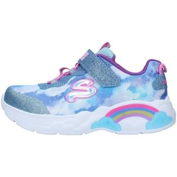 Čevlji  Dečki Nizke superge Skechers 302300N BLUE