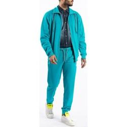 Oblačila Moški Puloverji Takeshy Kurosawa  Modra