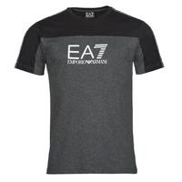 Oblačila Moški Majice s kratkimi rokavi Emporio Armani EA7 TRAIN ATHLETIC Črna
