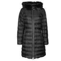 Oblačila Ženske Puhovke MICHAEL Michael Kors ECO LONG PERFMNC PUFFER Črna