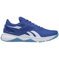 Čevlji  Moški Fitnes / Trening Reebok Sport Nanoflex TR Bela, Modra