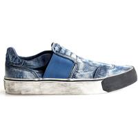 Čevlji  Moški Slips on Diesel  Modra