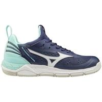 Čevlji  Ženske Fitnes / Trening Mizuno Wave Luminous W Mornarsko modra, Turkizna