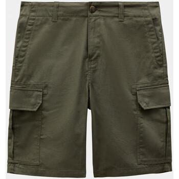 Oblačila Moški Kratke hlače & Bermuda Dickies Millerville short Zelena