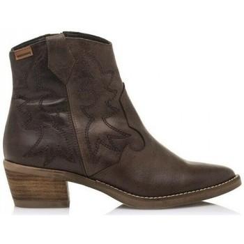 Čevlji  Ženske Gležnjarji MTNG Cleo 58963 Kostanjeva
