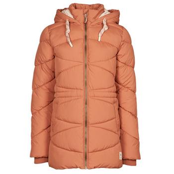 Oblačila Ženske Puhovke Rip Curl ANTI SERIES SWC JACKET Terracotta