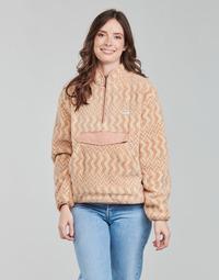 Oblačila Ženske Flis Rip Curl DRIFTER POLAR FLEECE Breskev