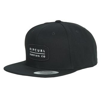 Tekstilni dodatki Moški Kape s šiltom Rip Curl DRIVEN SB CAP Črna