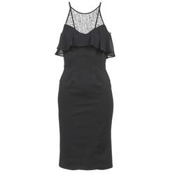 Oblačila Ženske Kratke obleke BCBGeneration ATHENAIS Črna