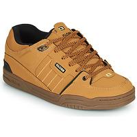 Čevlji  Moški Skate čevlji Globe FUSION Kamel