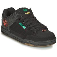 Čevlji  Moški Skate čevlji Globe TILT Črna / Modra / Oranžna