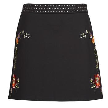 Oblačila Ženske Krila Desigual INAYA Črna