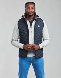 Oblačila Moški Puhovke Oxbow N2JELKOR Modra