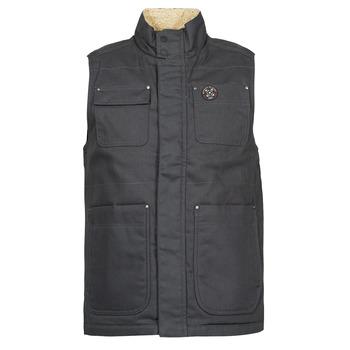 Oblačila Moški Puhovke Oxbow N2JOMBAYO Siva